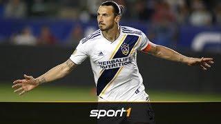Verrät hier der MLS-Chef den neuen Klub von Ibrahimovic? | SPORT1 - TRANSFERMARKT
