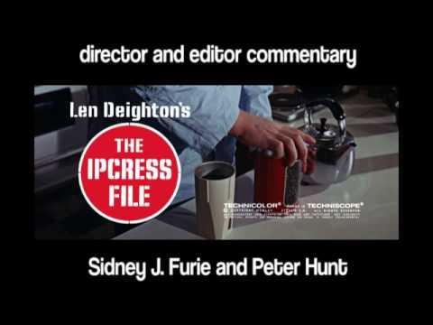 The Ipcress File (1965) - film commentary