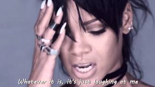 Rihanna - What Now (Official Lyrics Video)