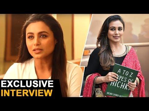 Rani Mukerji | Hichki | Full Interview