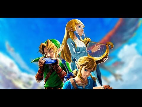 New Zelda Spin Off 2 New Switch Models Xbox Games On