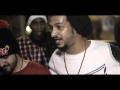 FreeStyle rapper  DraGon F!re  in Jeddah city راب عربي