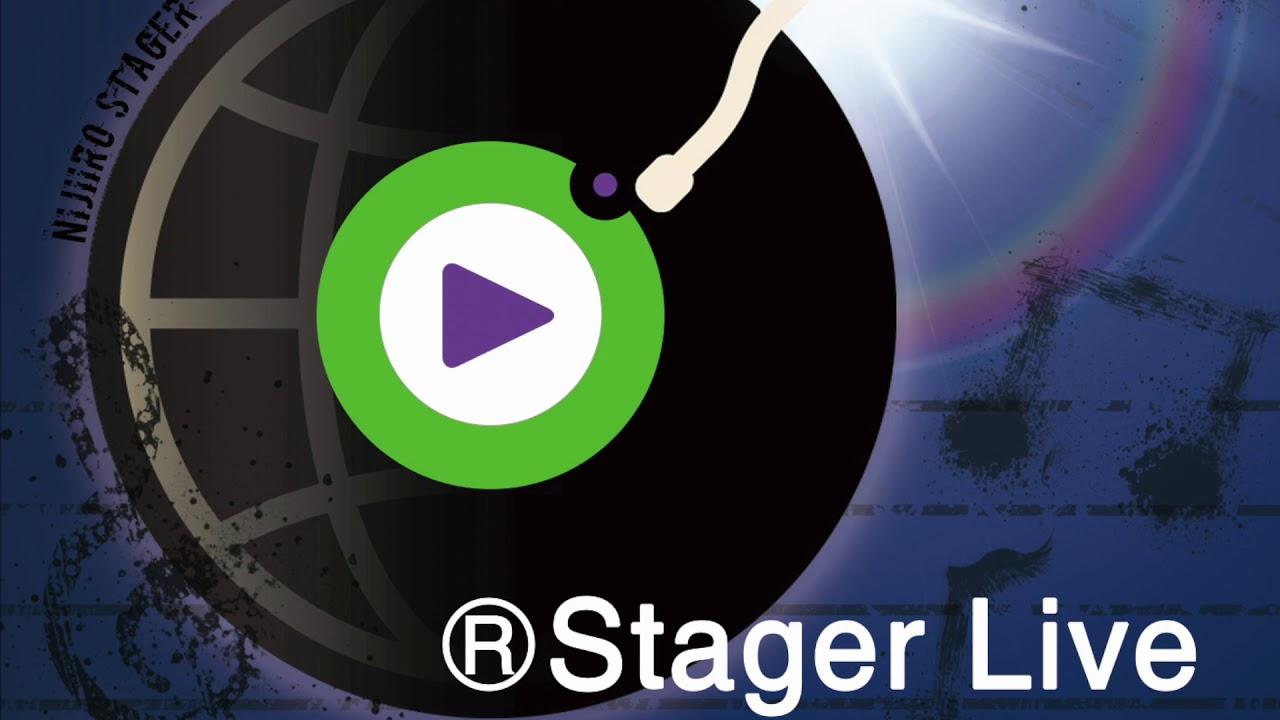 虹色Stager // soundfreak