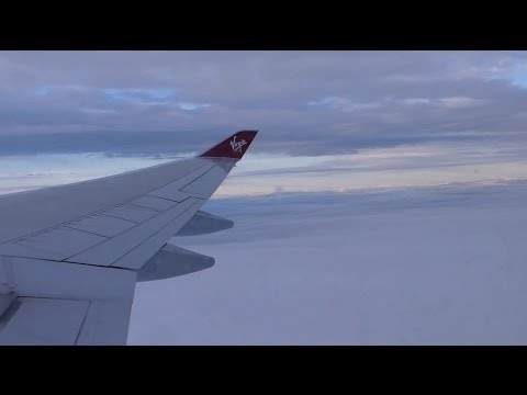 Virgin Atlantic | VS76 | B747-400 | Orlando - Manchester | *Full Flight* | HD