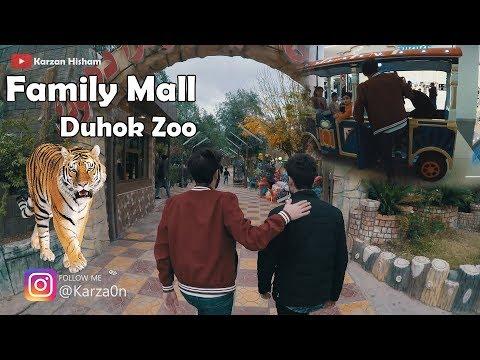 Family Mall (Duhok Zoo) Happy New Year 2018 #VLOG-4