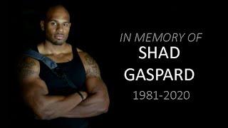 WWE Shad Gaspard Tribute (1981-2020)