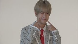 V (김태형 BTS) cute and funny moments #2