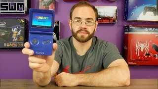 Here's Why The Gameboy Advance SP Was Nintendo's Most Important Revision