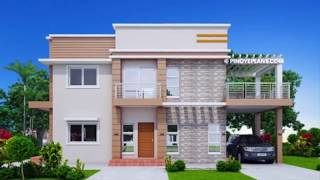 5 Good Looking , Beautiful House Designs With Layout Just For You
