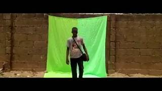 Students from Northern Nigeria created a Sci-fi movie on green screen.