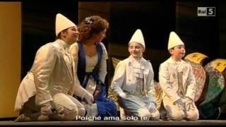Mozart - Flauto Magico (Carlo Felice) 3 2011 Bald trangt den Morgen zu verkunden