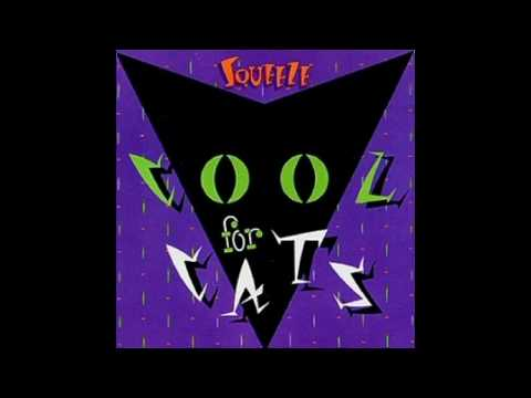 Cool For Cats - Squeeze with lyrics