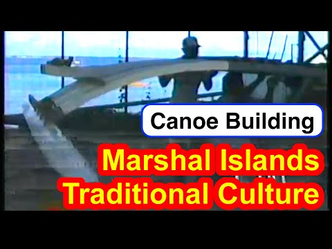 Marshallese Canoe Building