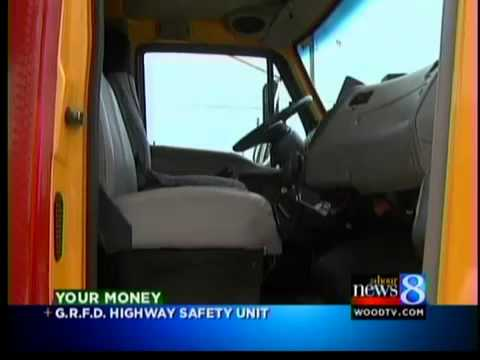 GRFD unveils its highway safety unit