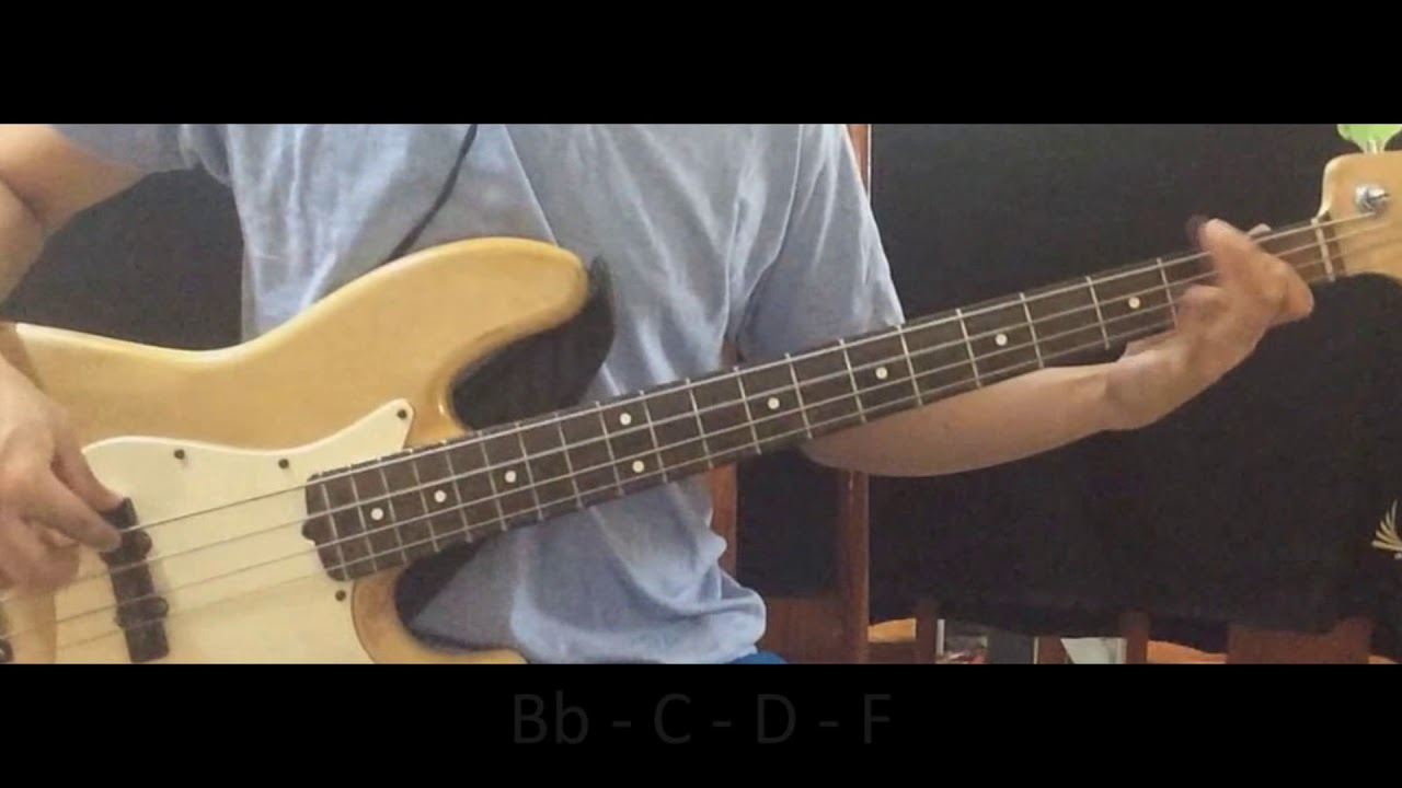 Lost Without You By Victory Worship Bass Guide Wchords Youtube