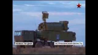 TOR-M2KM Kupol Almaz Antey short range air defense missile system TATA 2036C 6x6 truck chassis