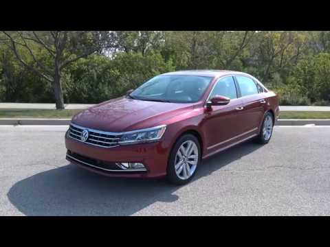 steve johnnie 39 s 2017 volkswagen passat v6 sel premium road test youtube. Black Bedroom Furniture Sets. Home Design Ideas