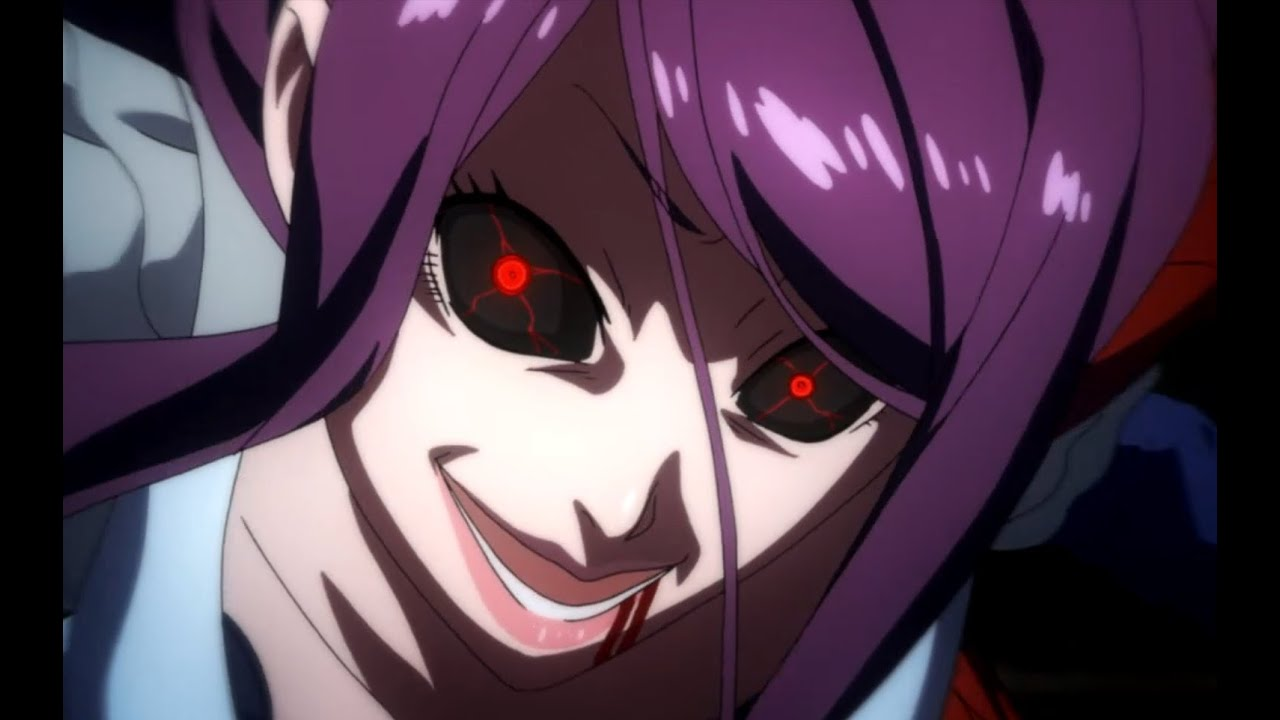Tokyo Ghoul Episode 1 Anime Review - AMAZING!! 東京喰種-トーキョーグール- - YouTube