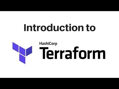 Terraform Basics 1: Introduction to Managing Infrastructure