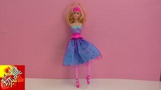 Barbie 芭比娃娃 芭蕾舞 跳舞 女孩 玩具组 套装 开箱 展示
