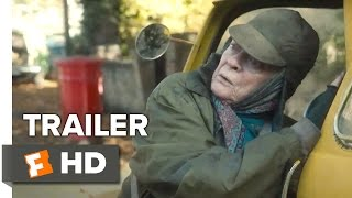 The Lady in the Van Official Trailer #1 (2015) -  Maggie Smith, Dominic Cooper Movie HD