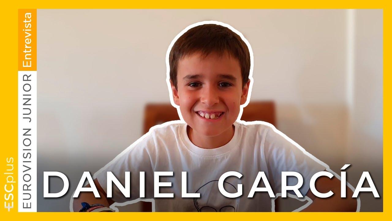 """Daniel García: """"Representar a España con un tema al estilo de Pablo López sería un sueño cumplido"""""""