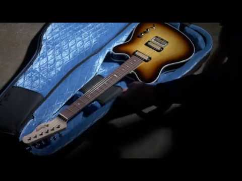 Introducing RB Continental Voyager Series Guitar Cases