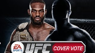 UFC on FOX 9: EA Sports Cover Vote Reveal