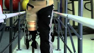 Repeat youtube video The Leeds Specialist Rehabilitation Centre - 3 Prosthetic Physiotherapy