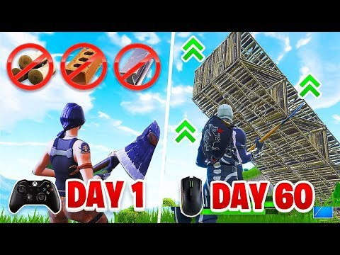 Xbox To PC - 60 Days of Progression - Fortnite Battle Royale Latest Gaming Videos on VIRAL CHOP VIDEOS