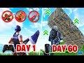 Xbox To PC - 60 Days of Progression - Fortnite Battle Royale