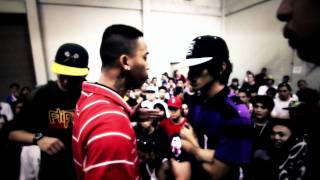 FlipTop - Damsa/Flict-G vs Sayadd/Aklas