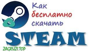 Как бесплатно скачать Steam на русском языке с официального сайта