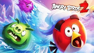 НОВАЯ ЗЛАЯ ПТИЧКА - ЗЕТА! Игра про СЕРДИТЫХ ПТИЦ Angry Birds 2