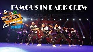 Famous In Dark Crew(Mumbai)-INDIAS DANCE KINGS 2018-SEASON-5