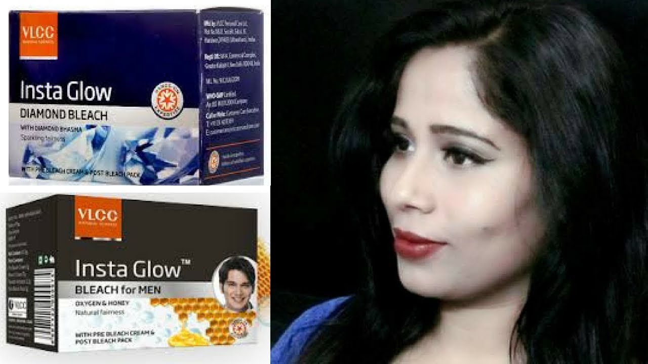 How to Apply Bleach at Home In Telugu