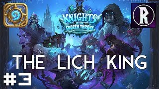 Hearthstone: The Lich King #3 - Warlock, Paladin and Warrior