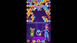 Bubble Witch 3 Saga Level 990 No Boosters
