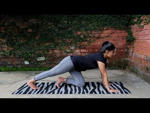 Yoga to Soothe Sciatica Pain - Stretches to relieve the knotted pinch