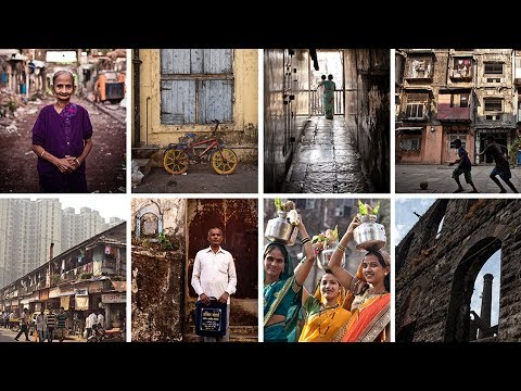 Archiving the Mill Lands: The Mythologies of Mumbai Project