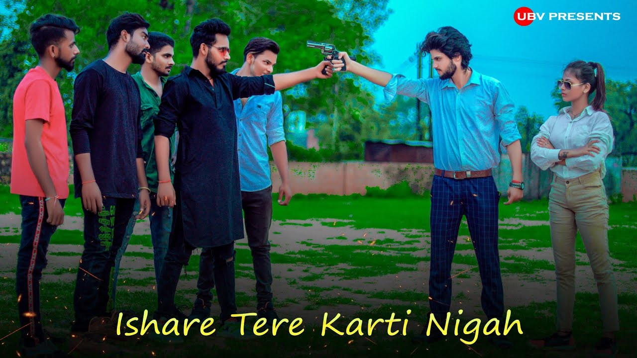 Ishare Tere Karti Nigah | Feelings | Latest Haryani Song 2020 | Sumit Goswami | unknown boy varun