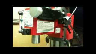 harbor freight mini mill 44991 take down cleanup for cnc fusion conversion x y z