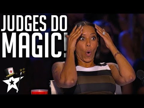 Magicians Invite Judges on Stage | Magicians Got Talent