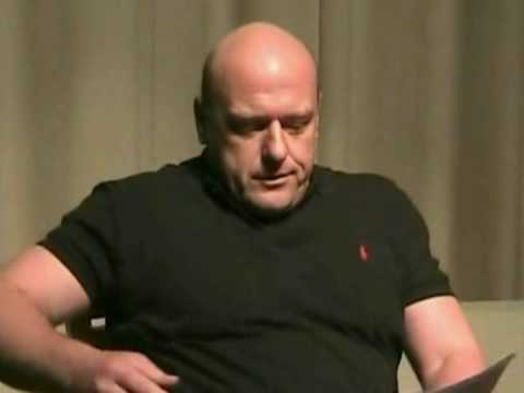 Breaking Bad Audition Tape  Dean Norris