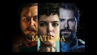 Matilda 2017 Official Russian Trailer (HD)