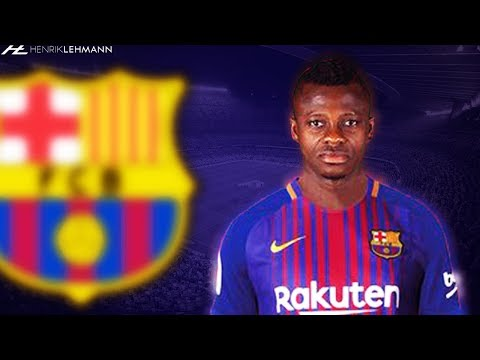 Jean Michaël Seri ● FC Barcelona Transfer Target ● 2017/18
