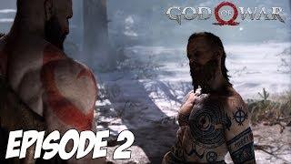 GOD OF WAR : Combat de DIEUX | Episode 2
