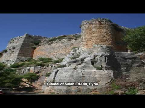 Most Impressive Crusader Castles in the world Ever