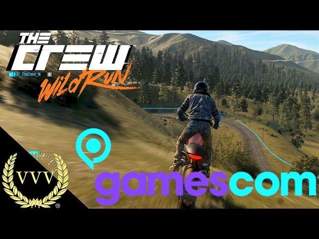 The Crew Wild Run - More Bike Riding Action!