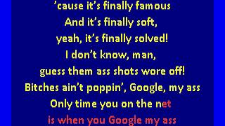 Big Sean ft Nicki Minaj - Dance (A$$) Remix (karaoke)